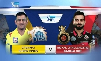 A Sunday night that promises thrills and chills #RCBvsCSK