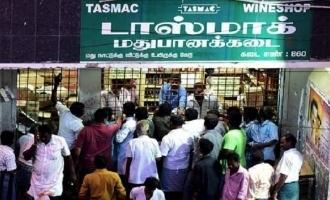 TN government shuts down Koyambedu market announces TASMAC opening