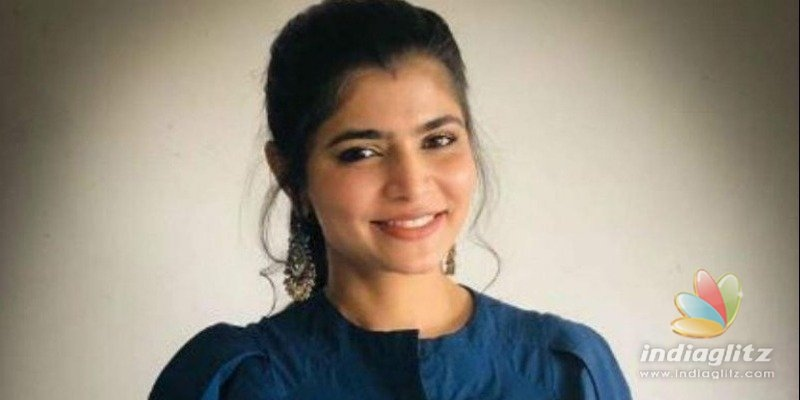 Chinmayi apologizes to UP police