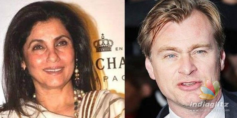 WOW! Bollywood actress joins Christopher Nolans new movie - Title revealed