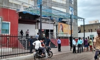 Bomb threat to Chennai's famous multiplex theater