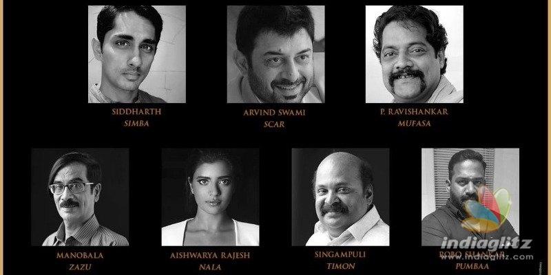 Aishwarya Rajesh joins hollywood flick!