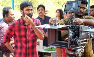Dhanush's New Movie Pooja
