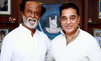 Kamal asks for Rajini's support