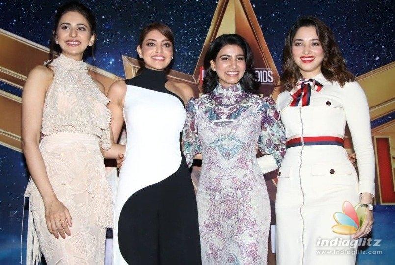 Sam, Kajal, Tamannaah and Rakuls choice for Vijay and Ajith