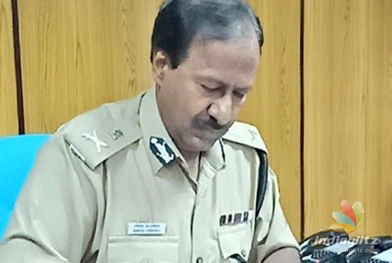 Vishnu Vishals dad becomes Director General of Police