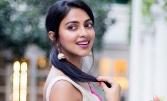 Amala Paul's Valentine's Day treat for fans