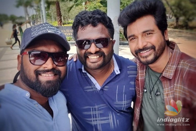 Sivakarthikeyan reveals unknown reason why he became the Hero