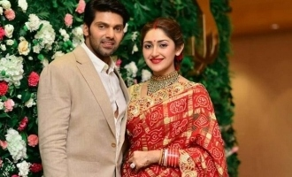 Newly weds Arya and Sayyeshaa pair up for a new movie