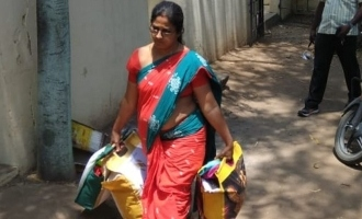 Nirmaladevi walks out of jail after 11 months