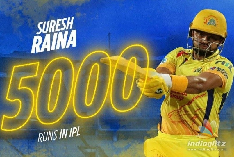 CSK blow away RCB as Raina creates record