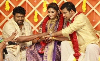 Parthiban-Seetha's daughter Abhinaya gets married