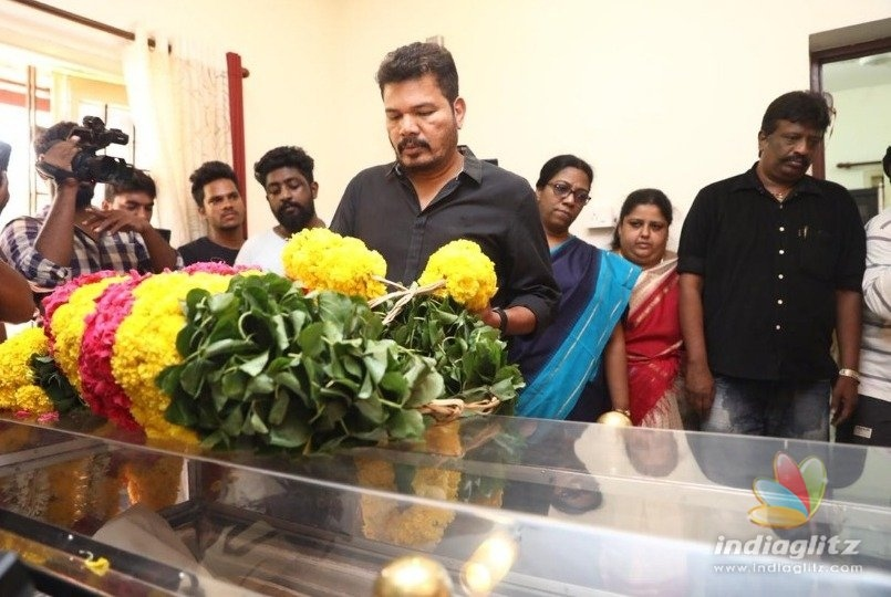 Shankar missed working with Mahendran!