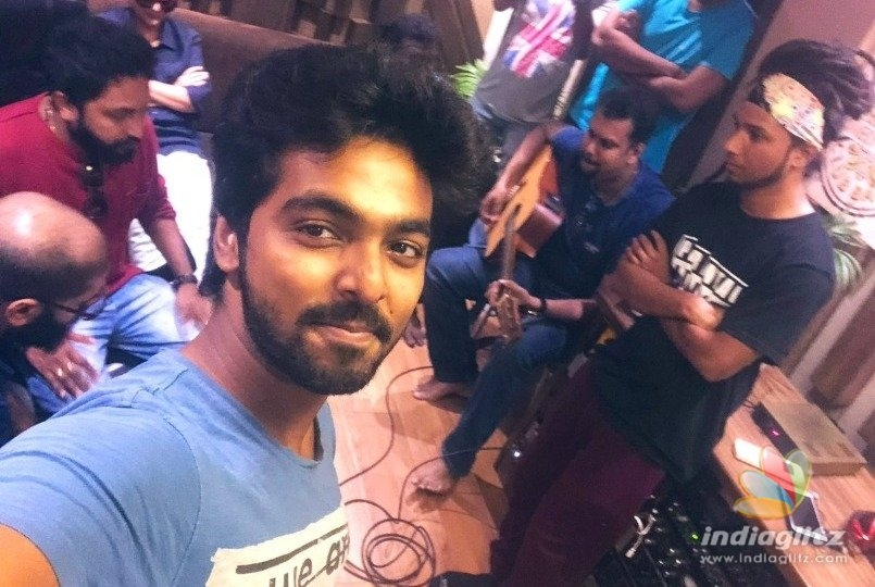 G.V. Prakash lets out the first secret about Suriya 38