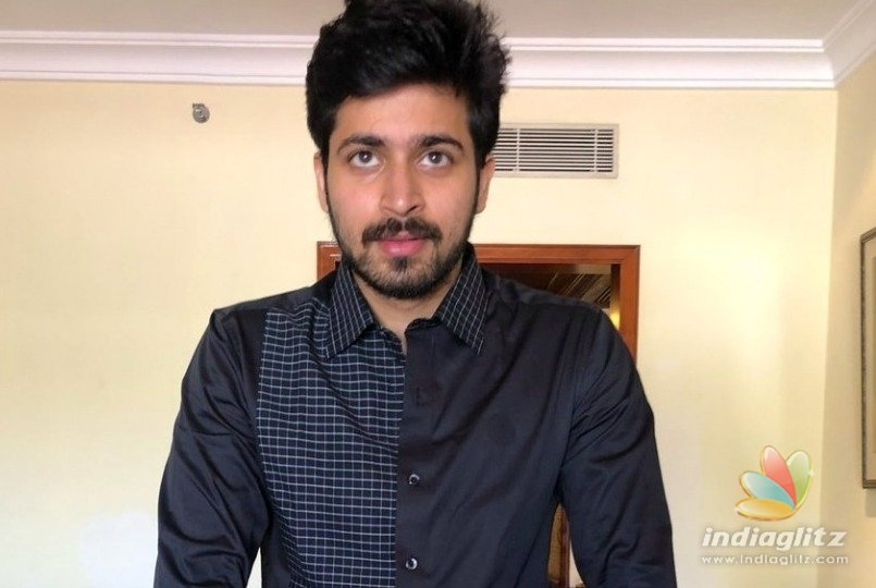 Harish Kalyan reveals interesting title of his next movie