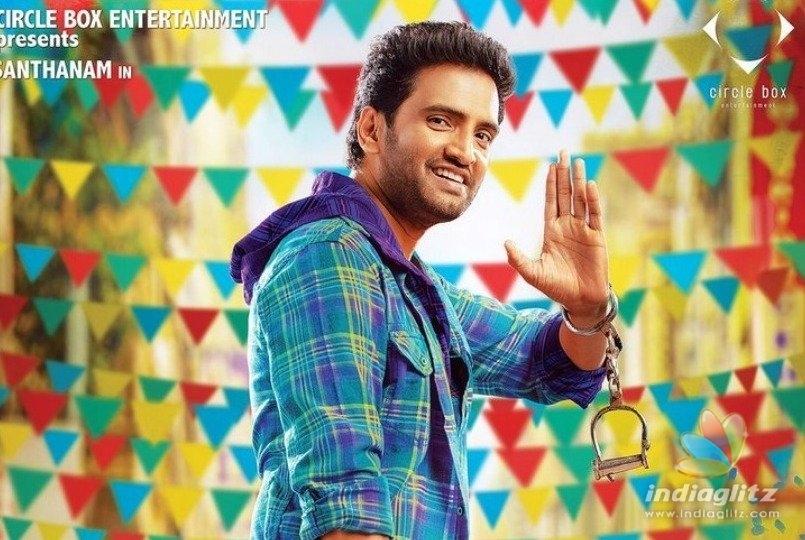 Santhanam goes Thara Local again - A1 teaser review