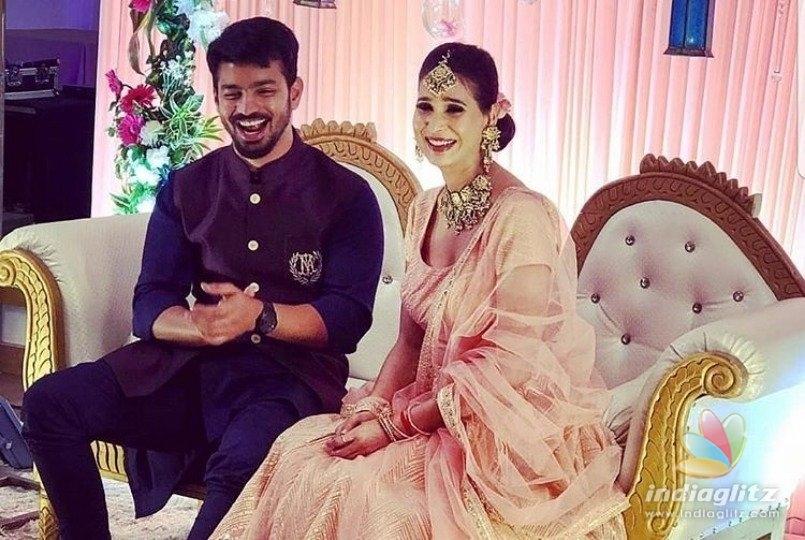 Mahat Raghavendra gets engaged