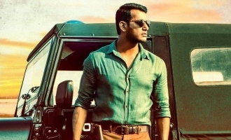 Vishal turns into a striking anti-hero - Ayogya Trailer review