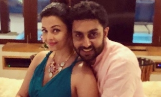Abhishek and Aishwarya Rai share lovely moments on anniversary!