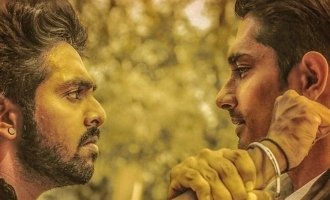 Roads will tell the state of a country - Sasi's 'Sivappu Manjal Pachai' teaser review