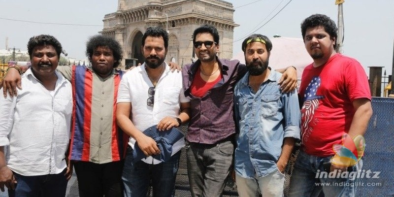 Santhanam and Yogi Babu join hands for an exciting new project