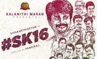 Do you know where the Sivakarthikeyan multistarrer is heading to?