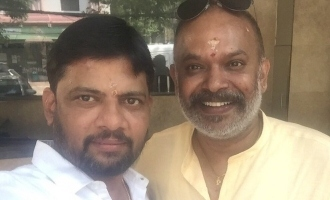 Exciting update from Chimbudeven - Venkat Prabhu's Kasadatabara!