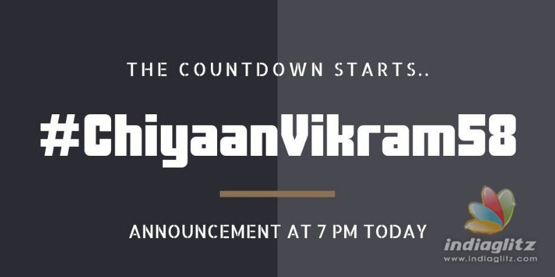 Breaking: Chiyaan Vikrams next movie announcement!