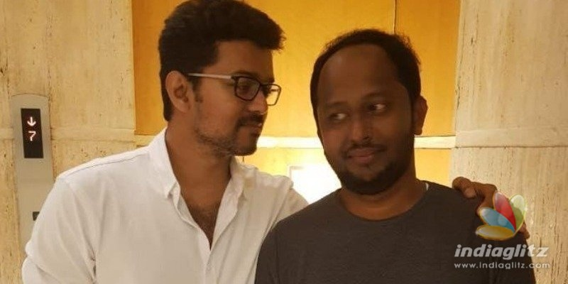 Thalapathy 64 shows partiality to Bigil - Vijay fans fun complaint