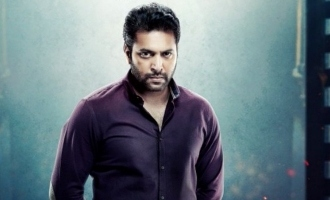 Dont mess with me - Jayam Ravi's arresting 'Comali' sixth look