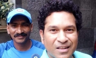 Sachin help his fan to go London to see world cup cricket matches