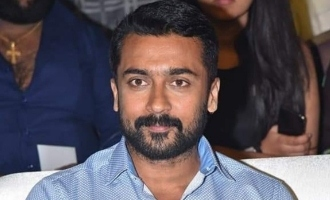 WOW! Suriya ready to act in this Chief Minister's biopic