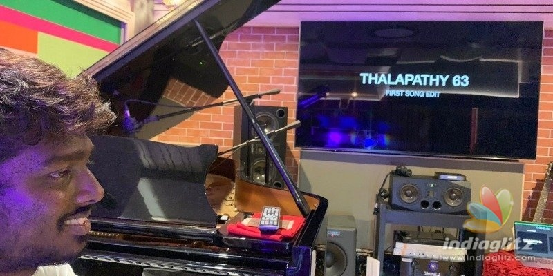 Exciting update on Vijays Thalapathy 63!