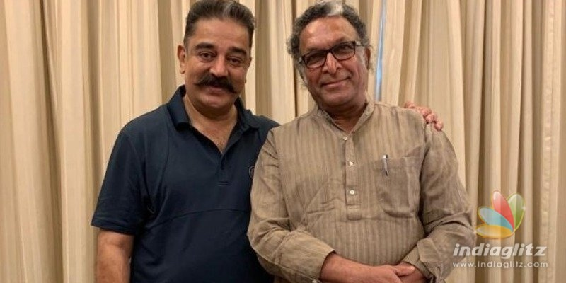 Which side is Kamal Haasan supporting in Nadigar Sangam elections