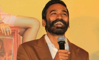 Dhanush's second pair in new movie revealed