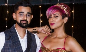 'Bigg Boss' Vaishnavi & Anjan Wedding Reception