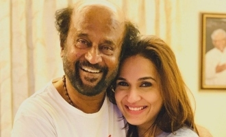 Soundarya Rajnikanth shares son's cute Rajnikanth pose!