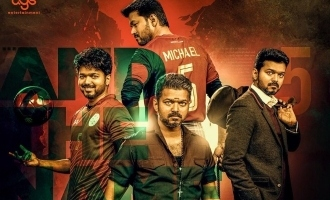 Another hot update on Thalapathy Vijay's 'Bigil'