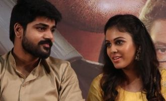 'Raja Ranguski' Movie Press Meet