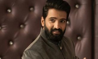 Santhanam starts his blockbuster sequel today