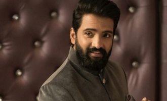Santhanam begins a new movie