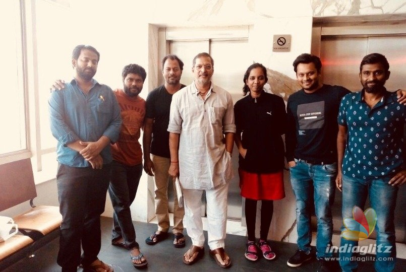 Nana Patekar does it for the first time in Kaala