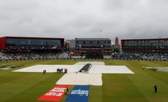 World cup rules if rain collapse match