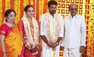 Director Vijay gets married