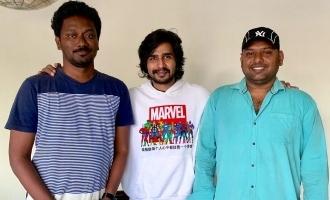 Vishnu Vishal signs latest critically acclaimed director and writer
