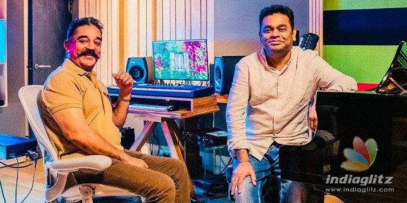 Breaking! Kamal Haasan resurrects his dream movie with A.R. Rahman