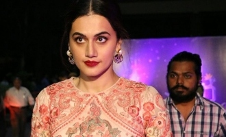 Tapsee reveals that babies will decide her marriage to boyfriend