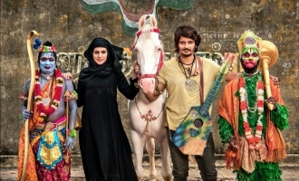 Jiiva's 'Gypsy' : Eye-catchy and intriguing first look posters!