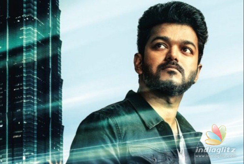 After shooting non-stop Vijay begins a new phase of work for Sarkar today