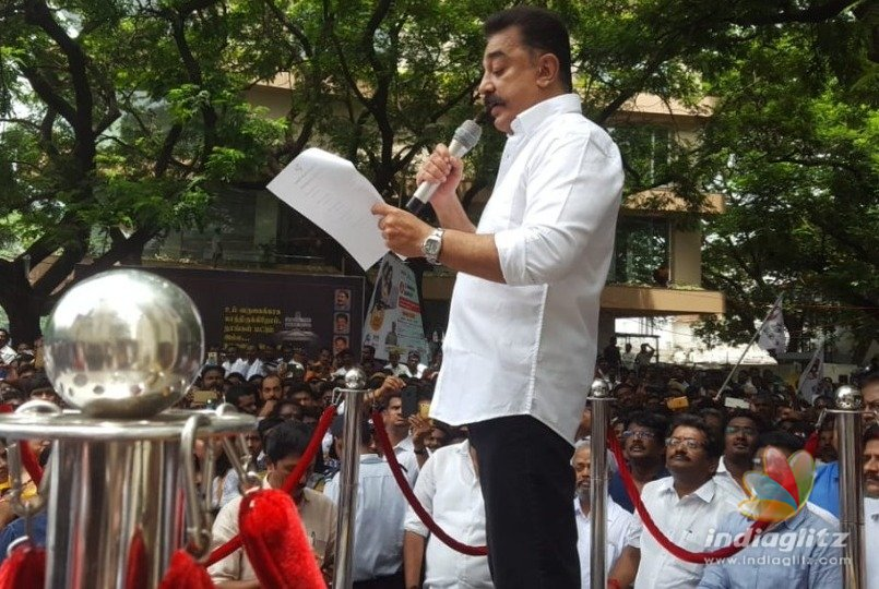Kamal Haasan apologizes to cops